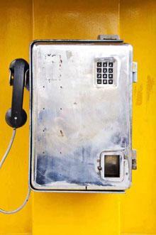 باجه تلفن