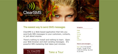 ClearSMS.com