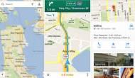 عرضه اپلیکیشن نقشه گوگل برای iOS