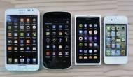 امسال فروش تلفنهای هوشمند از تلفنهای معمولی بیشتر خواهد شد