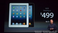 نسل چهارم تبلتهای اپل رونمایی شد