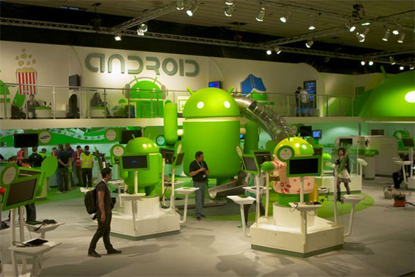 Android MWC 20121
